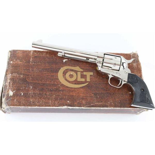 Colt Single Action Army .45 LC SN: SA02773