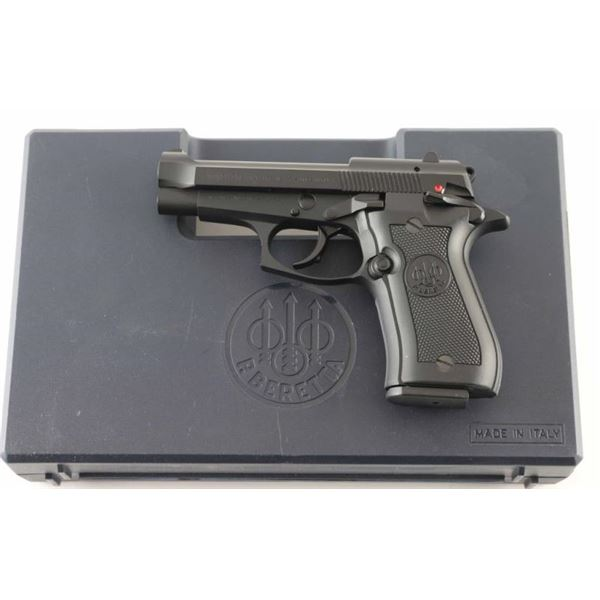 Beretta 84F .380 ACP SN: E38444Y