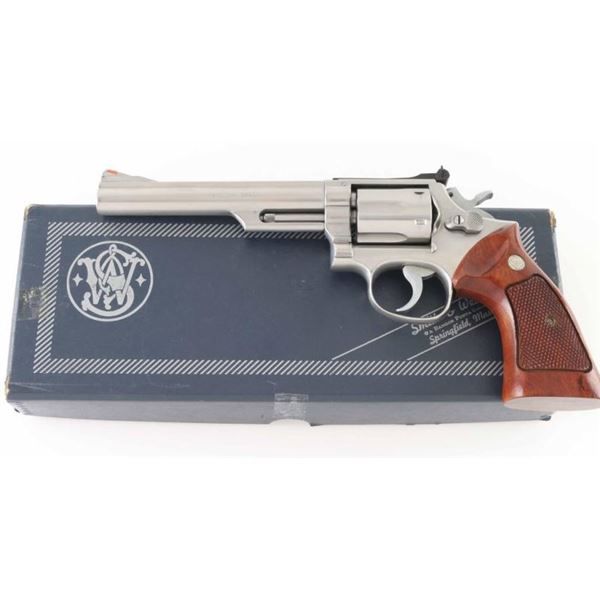 Smith & Wesson 66-1 .357 Mag SN: 53K3439