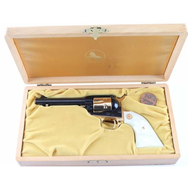 Colt Frontier Scout 22LR SN: AT4193