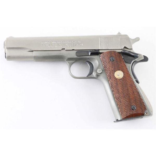 Colt Government Model .45 ACP SN: 70B32907