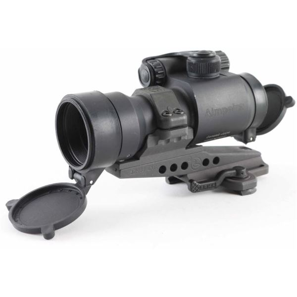 Aimpoint CompM2 4 MOA Optic w/ ARMS Mount