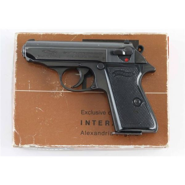 Walther/Interarms PPK/S .380 ACP SN 140549S