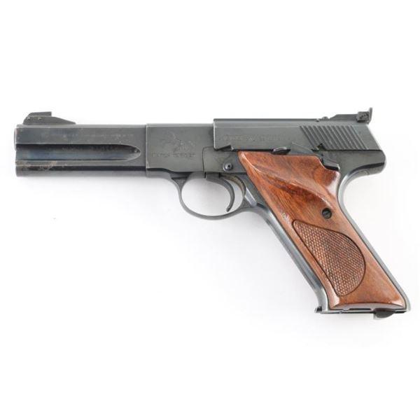 Colt Match Target 22LR SN: 035832S