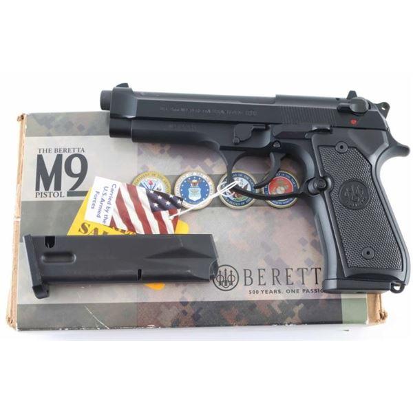 Beretta M9 9mm SN: M9-127825