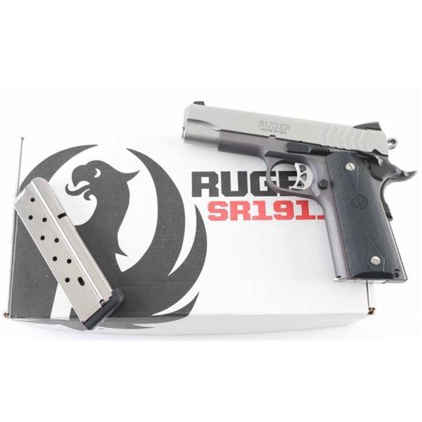 Ruger SR1911 9mm SN: 672-55268