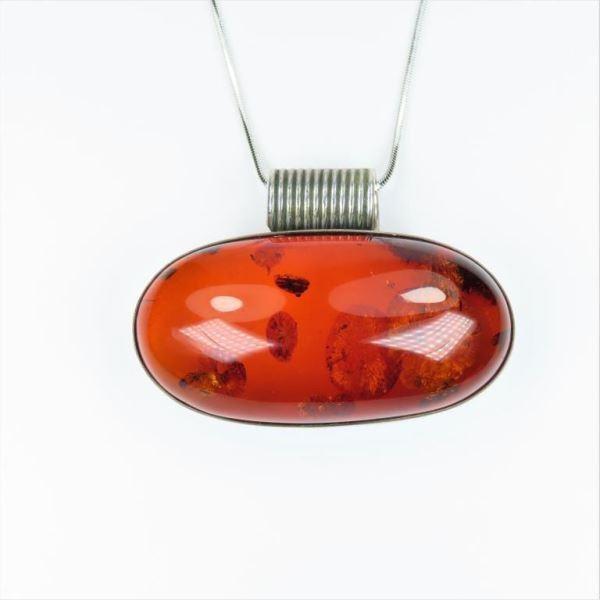 Fascinating Amber Pendant
