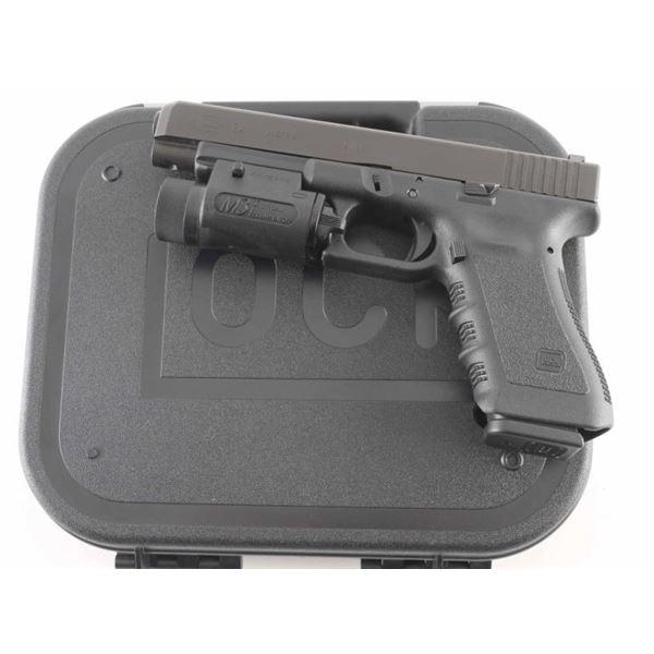 Glock 34 Gen 3 9mm SN: LFM303