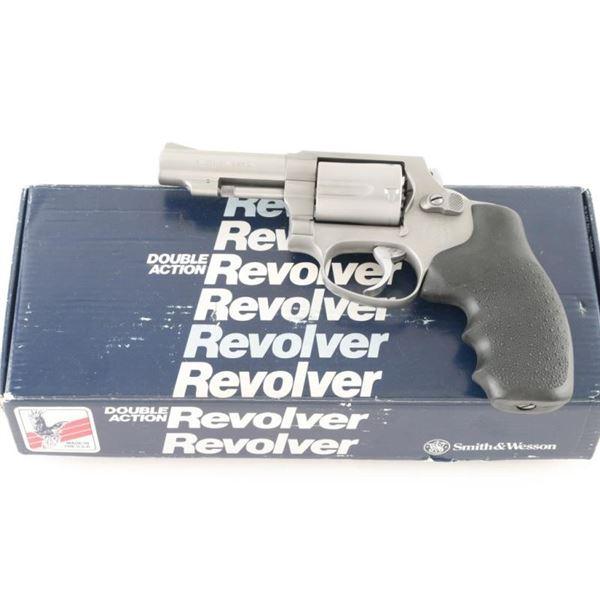Smith & Wesson 60-3 .38 Spl SN: BDW5808