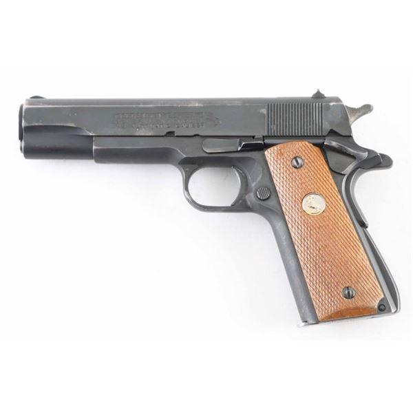 Colt Government Model .45 ACP SN: 50878B70