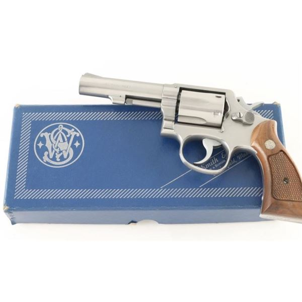 Smith & Wesson 65-2 .357 Mag SN: 7D59930
