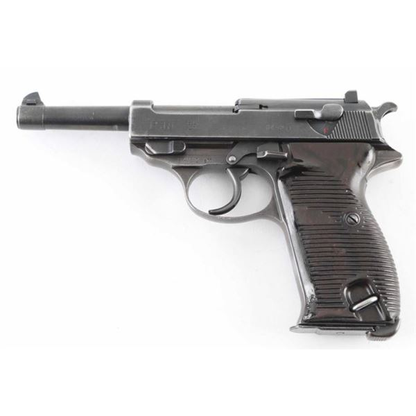 """Walther """"ac 42"""" P.38 9mm SN: 8452a"""