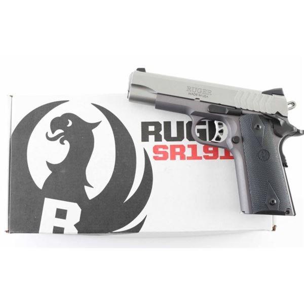Ruger SR1911 9mm SN: 672-55503