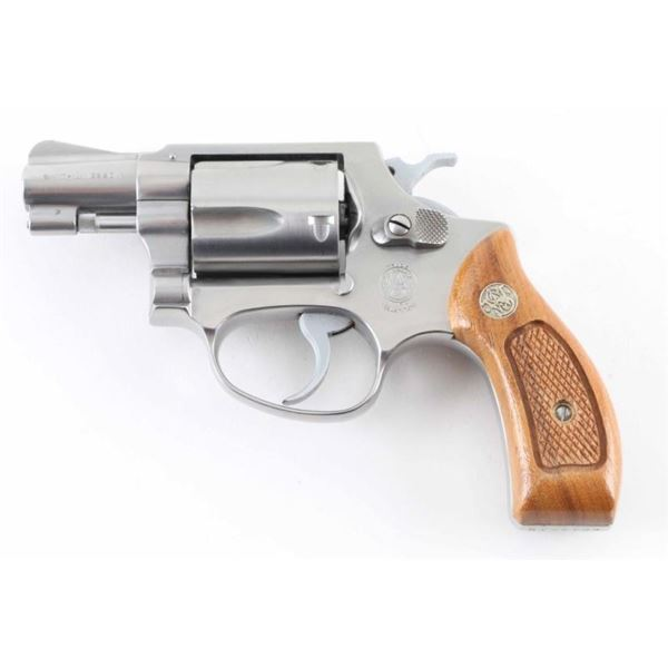 Smith & Wesson 60 .38 Spl SN: R199734