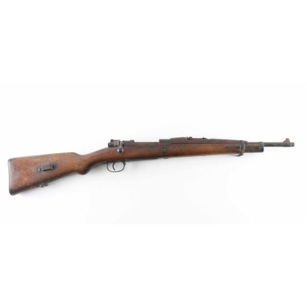 FN 1924 Mexican Mauser Carbine 7mm SN: 4390