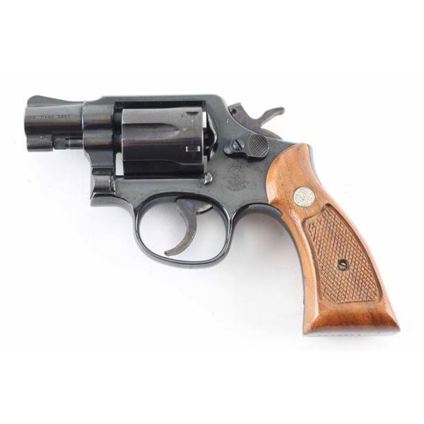 Smith & Wesson 10-7 .38 Spl SN: 9D74541