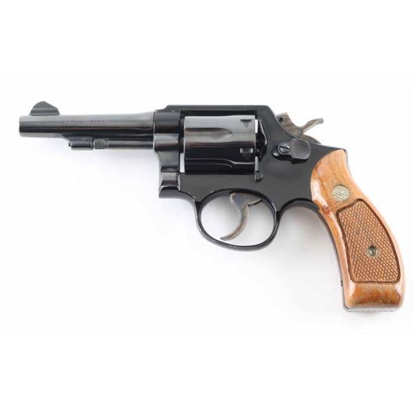Smith & Wesson 12-2 .38 Spl SN: D522356