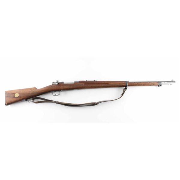 Carl Gustafs M1896 6.5mm Swedish SN: 270212