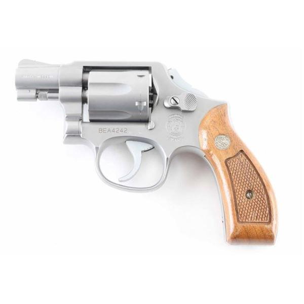 Smith & Wesson 64-4 'NY-1' .38 Spl #BEA4242