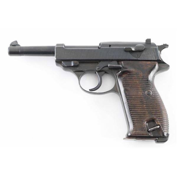 Spreewerk/ATI P.38 'cyq' 9mm SN: 690z