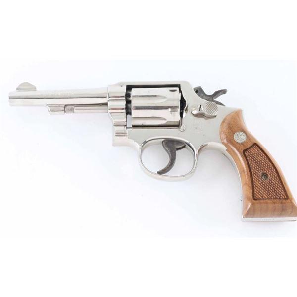 Smith & Wesson 10-7 .38 Spl SN: 8D92051