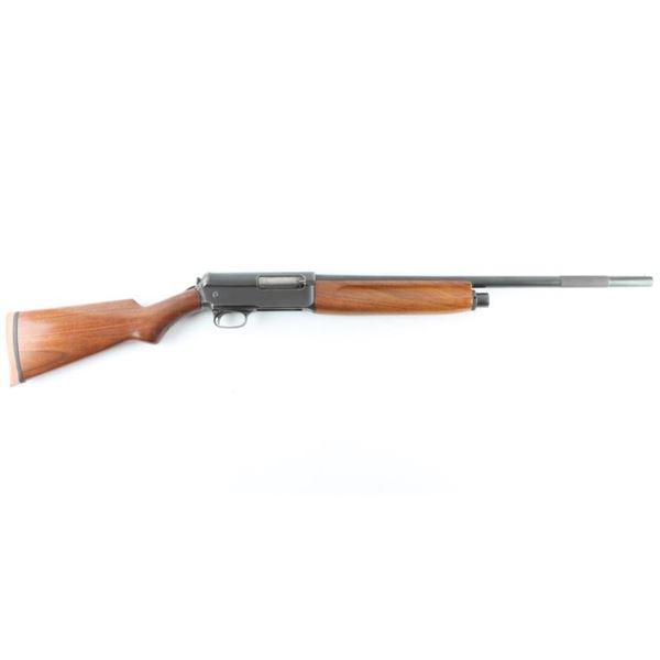 Winchester Model 1911 S.L. 12 Ga SN: 49508