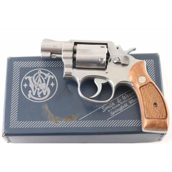 Smith & Wesson 64-2 .38 Spl SN: 7D14378