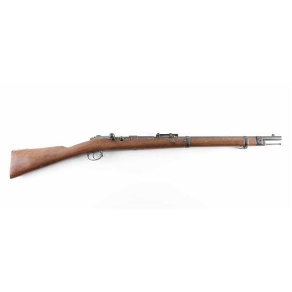Spandau Mauser 71/84 .43 cal SN: 4459