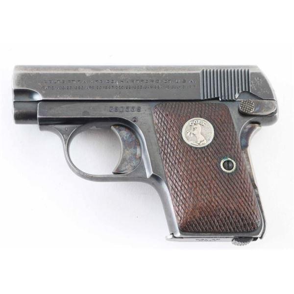 Colt 1908 Vest Pocket .25 ACP SN: 381558