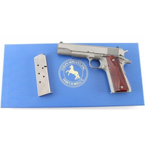 Colt Government Model .45 ACP SN: 71B1378