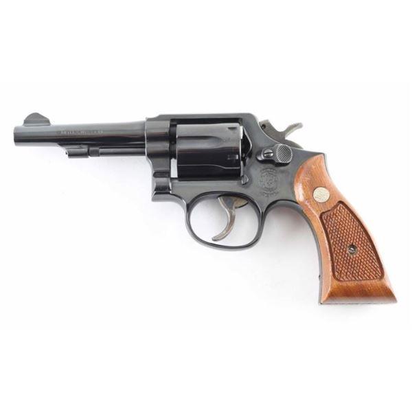 Smith & Wesson 10-7 .38 Spl SN: AER2934