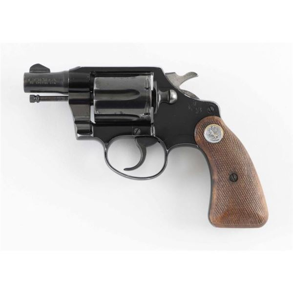 Colt Cobra .38 Spl SN: 124207LW