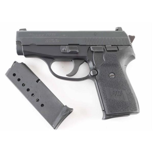 Sig Sauer P239 9mm SN: SA-28871