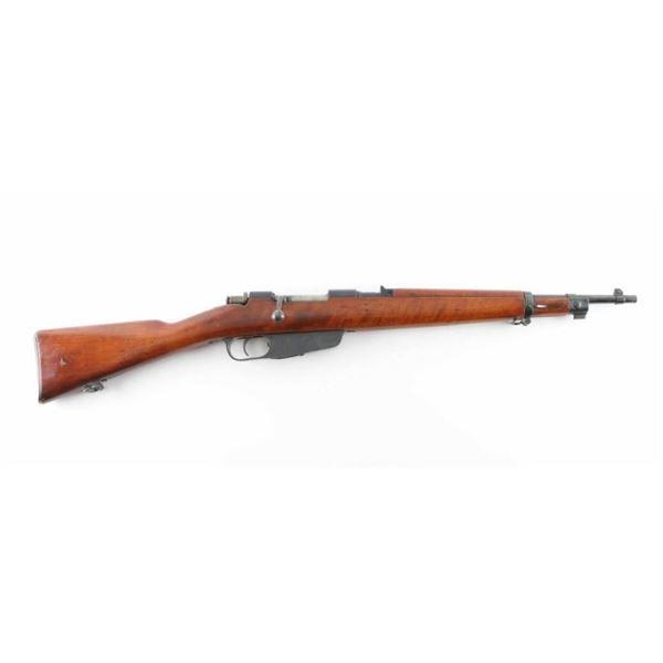 Brescia 1891 Carbine 6.5mm SN: RA02060