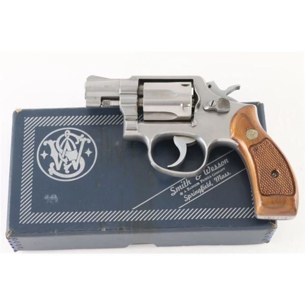 Smith & Wesson 64-2 .38 Spl SN: 7D14087