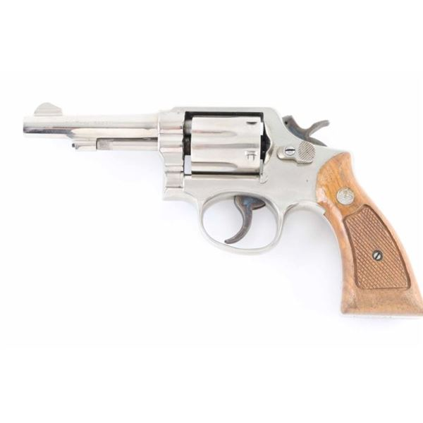 Smith & Wesson 10-5 .38 Spl SN: D909731