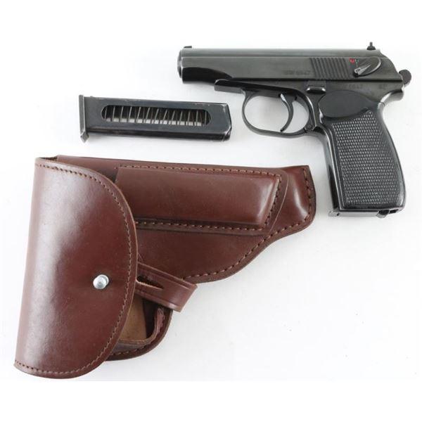 Ernst-Thälmann/Cole Dist Makarov 9x18mm BW6647