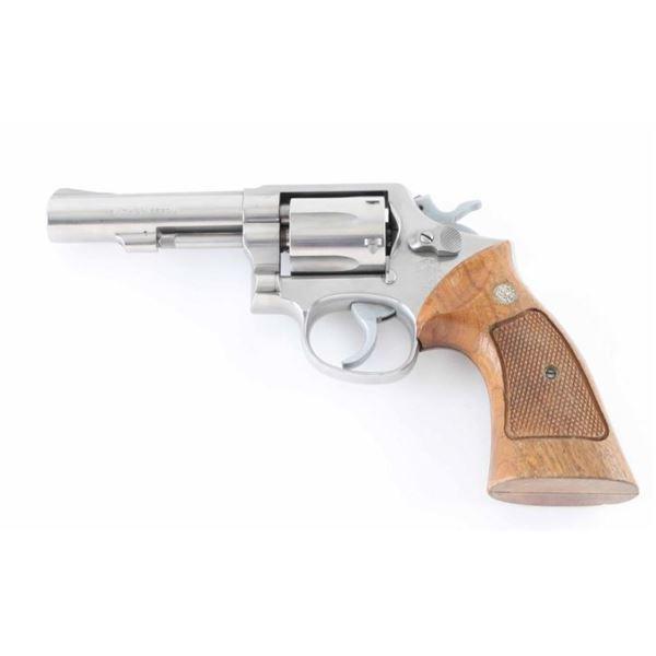 Smith & Wesson 64-5 .38 Spl SN: BHM7958