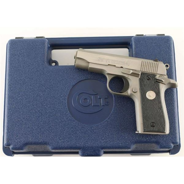 Colt Government Model 380 ACP SN: RS25126