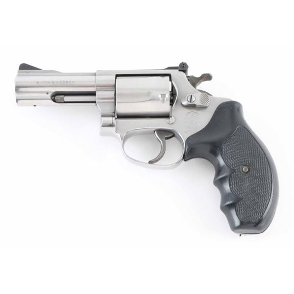 Smith & Wesson 60-4 .38 Spl SN: BSP2765
