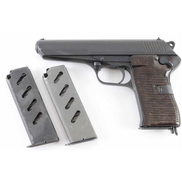 CZ/CAI vz. 52 Pistole 9mm SN: R05749