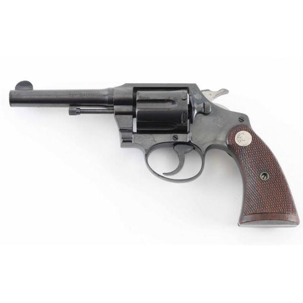 Colt Police Positive 38 SPL SN: 462933