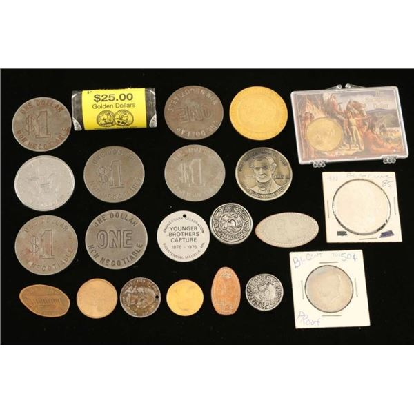Bonanza Lot of Coins From Collector's Horde