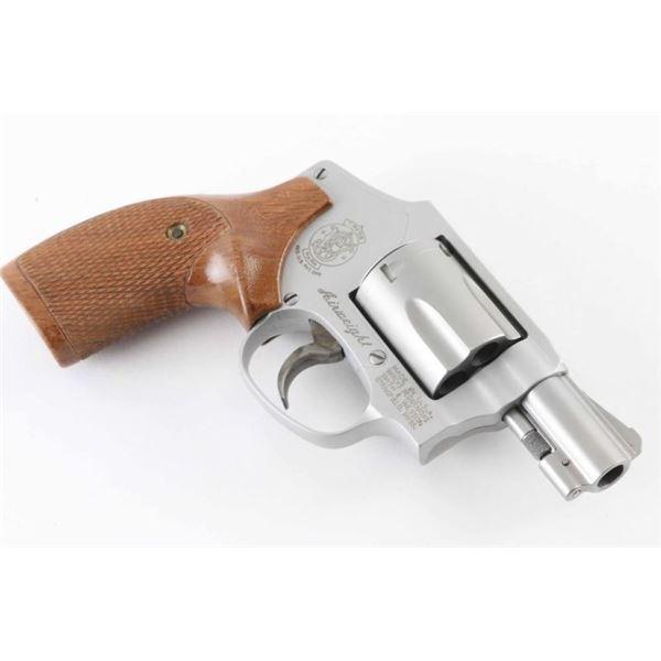 Smith & Wesson 642-1 .38 Spl SN: CCU4570