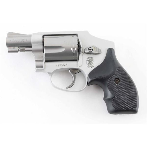 Smith & Wesson 642-1 .38 Spl SN: CET3645
