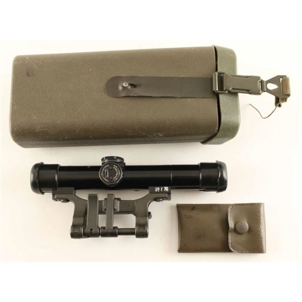 German Military Rifle Scope G3 HK91