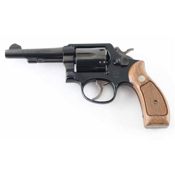 Smith & Wesson 12-2 .38 Spl SN: D945937