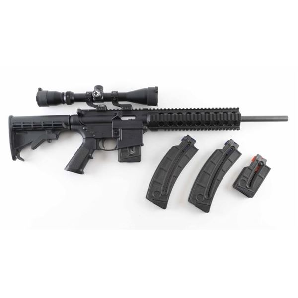 Smith & Wesson M&P 15-22 22LR SN: DTM6450
