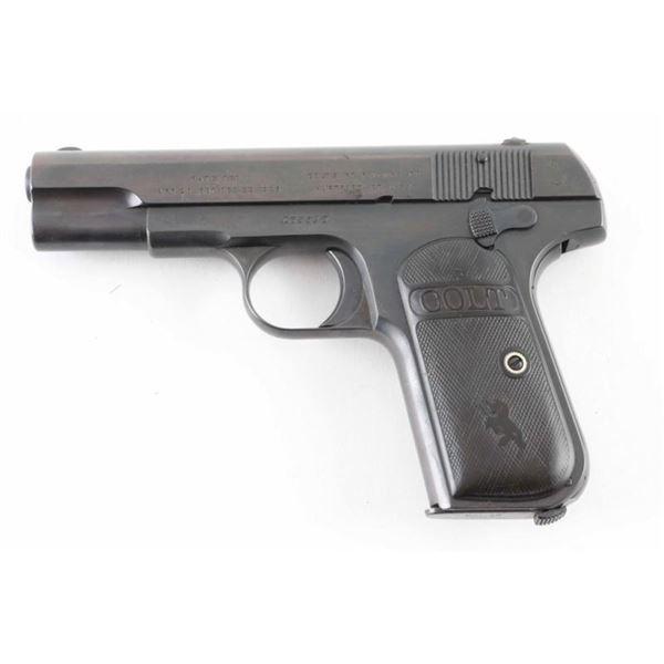 Colt Model 1903 32acp SN: 168590