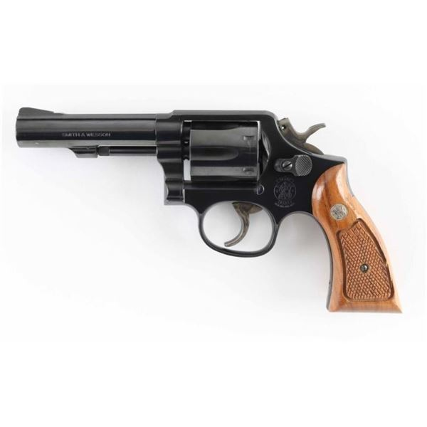 Smith & Wesson 10-8 .38 Spl SN: AHW9499